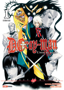 D.Gray-Man Reverse vol. 1