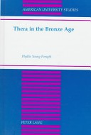 Thera in the Bronze Age