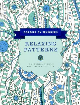 Color by Numbers Relaxing Patterns