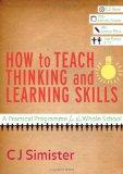 How to Teach Thinkin...
