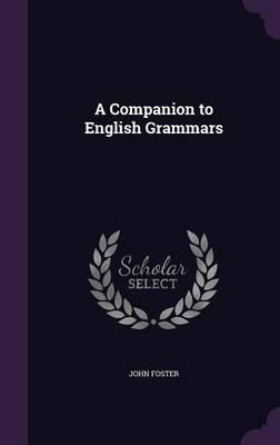A Companion to Engli...