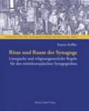 Ritus und Raum der Synagoge