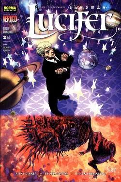 Lucifer: Niños y monstruos #2 (de 2)
