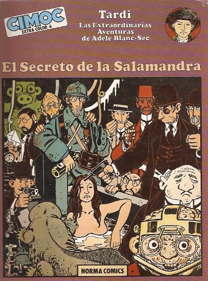 El secreto de la Salamandra