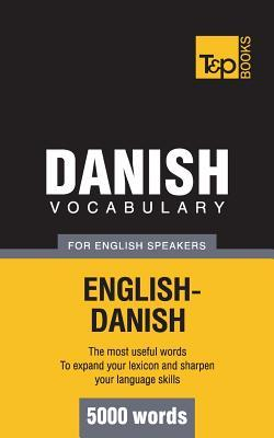 Danish vocabulary for English speakers - 5000 words
