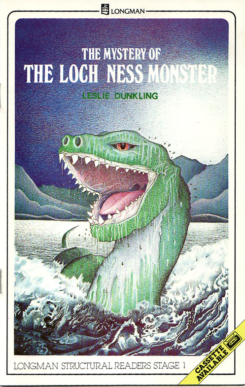 Mystery of the Loch Ness Monster