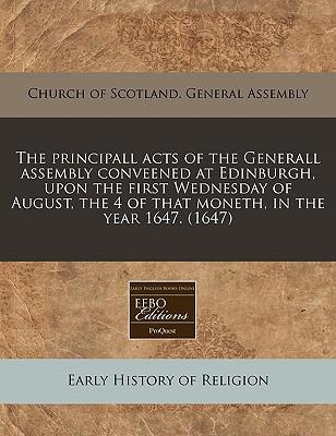 The Principall Acts ...