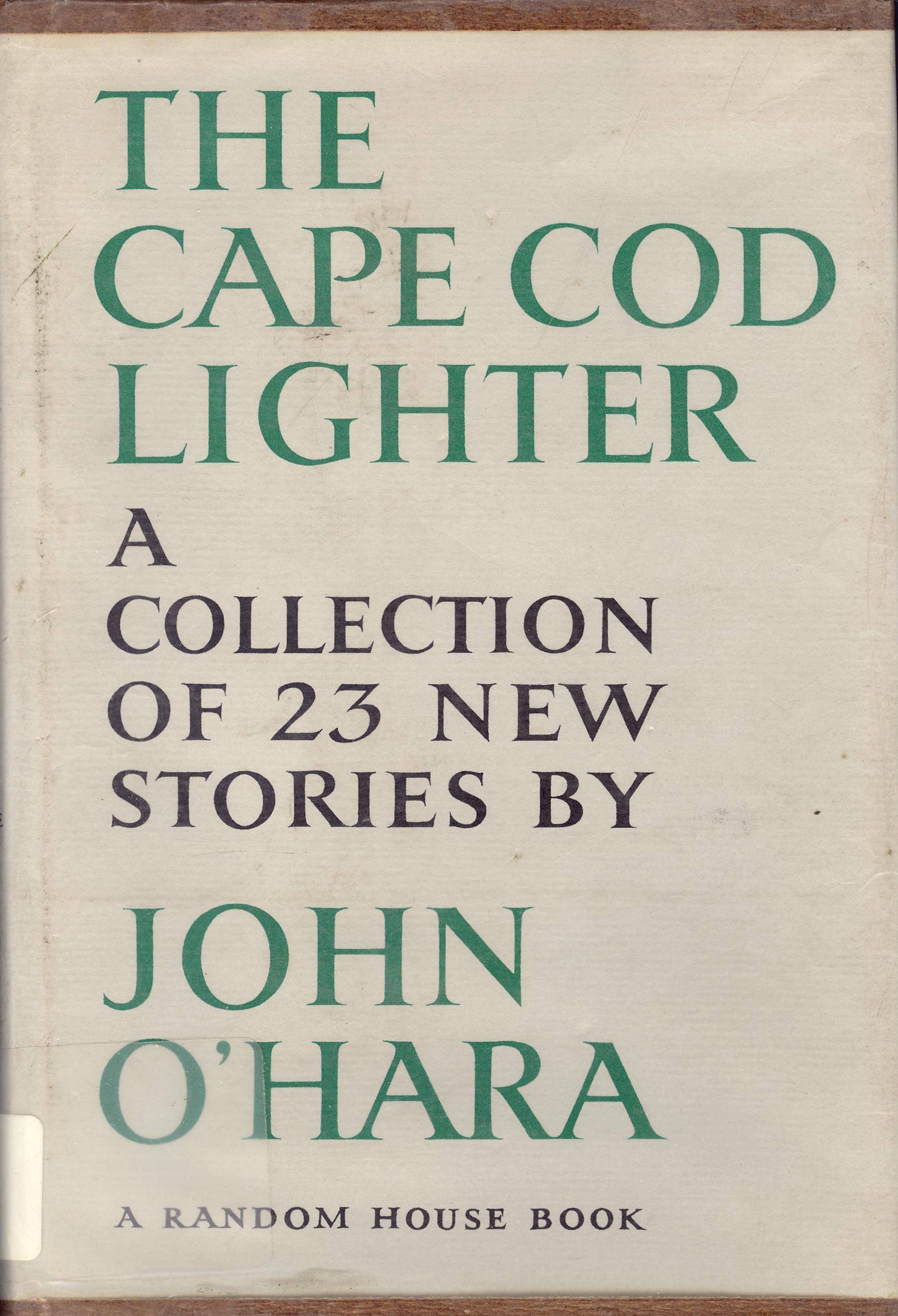 The Cape Cod lighter