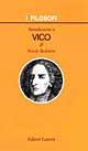 Introduzione a Vico