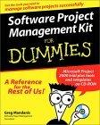 Software Project Management Kit for Dummies
