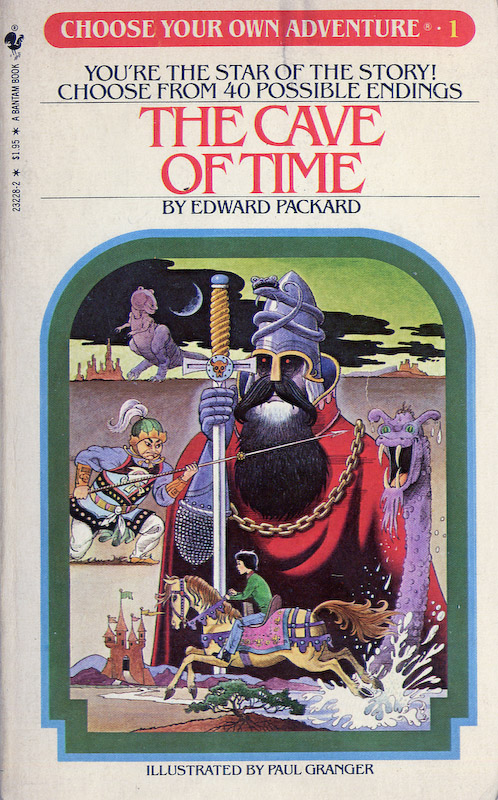 CAVE OF TIME #1