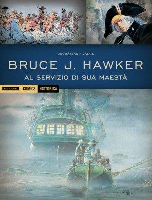Bruce J. Hawker vol. 2: Al servizio di Sua Maestà