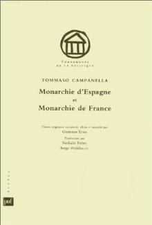 Monarchie d'Espagne; Monarchie de France