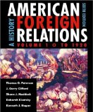 American Foreign Rel...