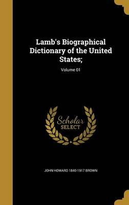 LAMBS BIOGRAPHICAL DICT OF THE