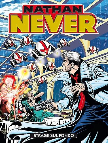 Nathan Never n. 281