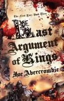 Last Argument of Kings