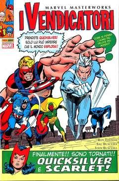 Marvel Masterworks: I Vendicatori vol. 7