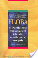 Flora of Puerto Rico and Adjacent Islands