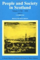 People and Society in Scotland: 1760-1830
