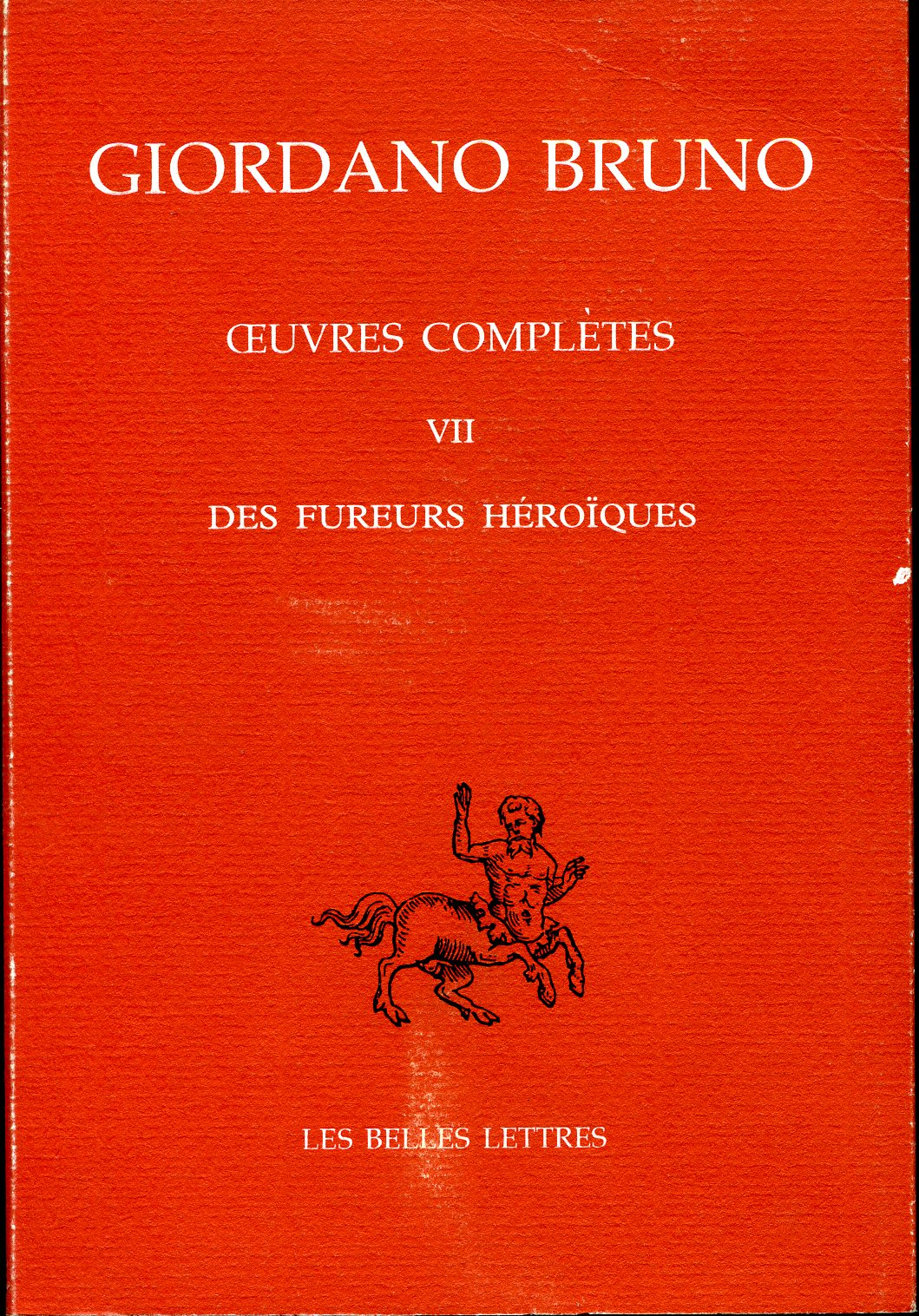 Oeuvres complètes, Tome VII