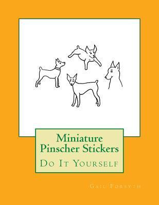 Miniature Pinscher Stickers