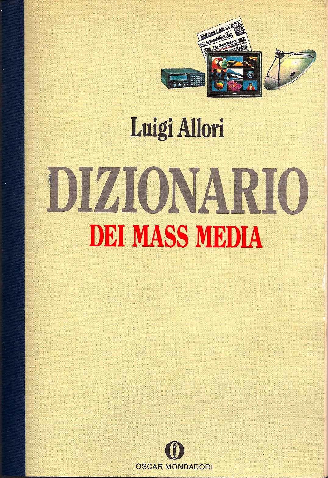 Dizionario dei mass media