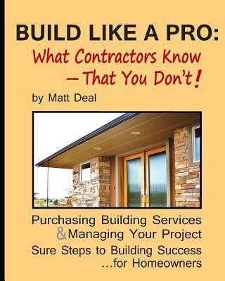 Build Like a Pro