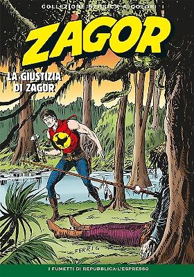 Zagor collezione storica a colori n. 176