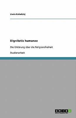 Dignitatis humanae