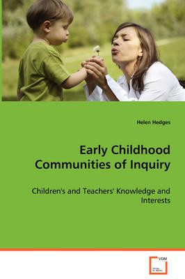 Early Childhood Communities of Inquiry