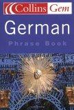 Gem German Phrase Book