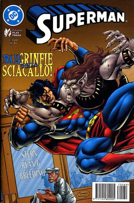 Superman n. 089