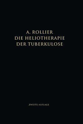 Die Heliotherapie Der Tuberkulose