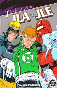 Clásicos DC: JLA/JLE #7 (de 18)