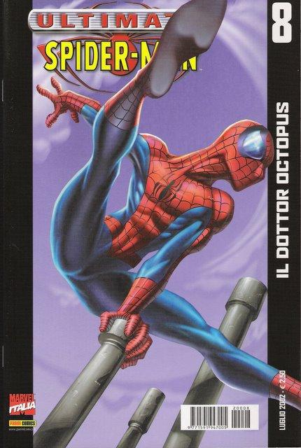 Ultimate Spider-Man n. 8