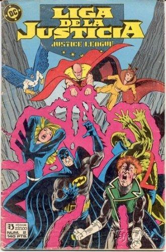 Liga de la Justicia #2
