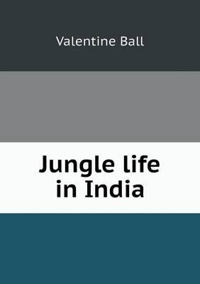 Jungle Life in India