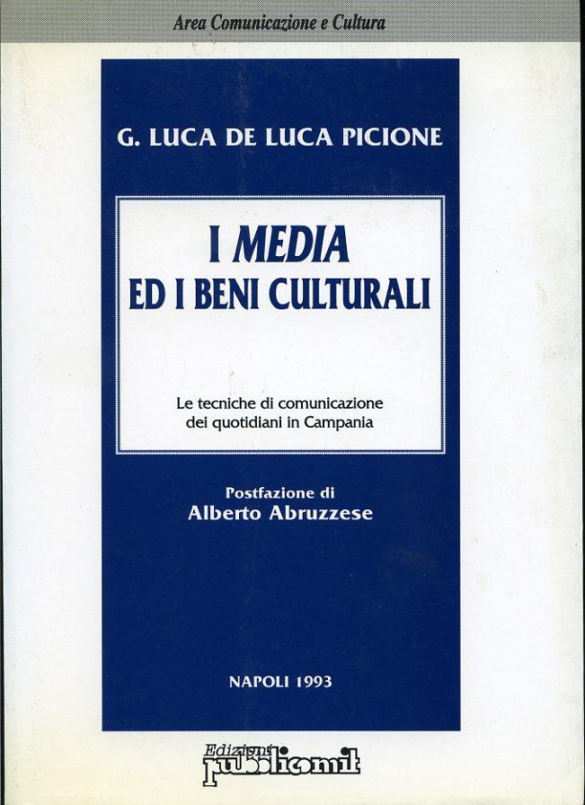 I media ed i beni culturali