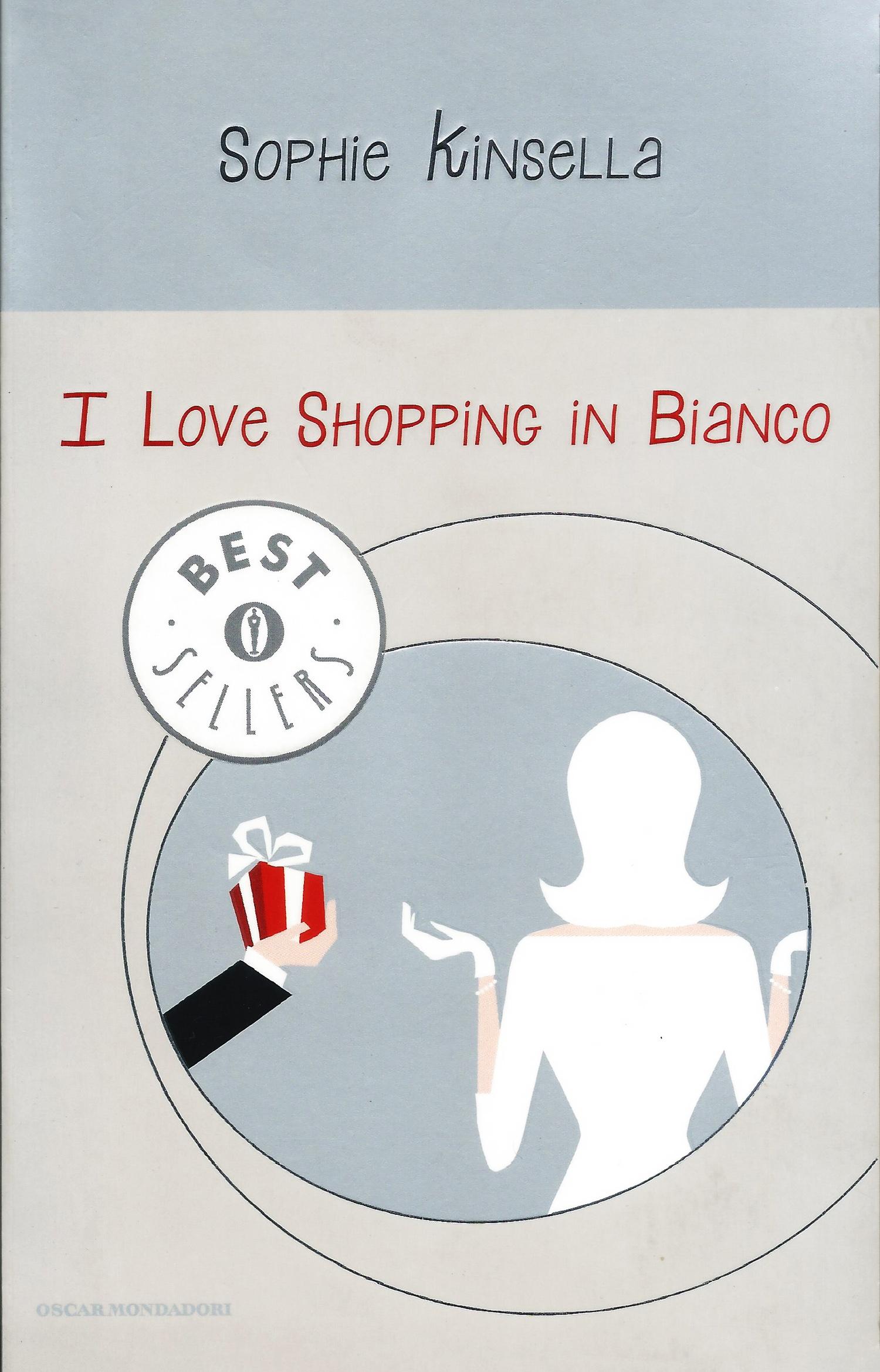 I love shopping in b...