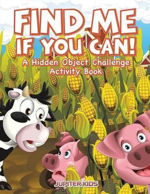 Find Me If You Can! A Hidden Object Challenge Activity Book