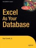 Excel as Your Databa...