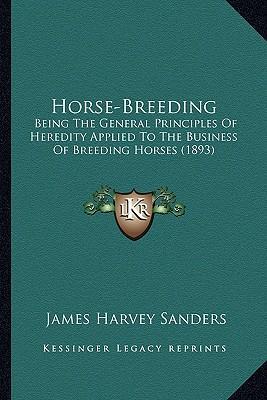 Horse-Breeding Horse-Breeding