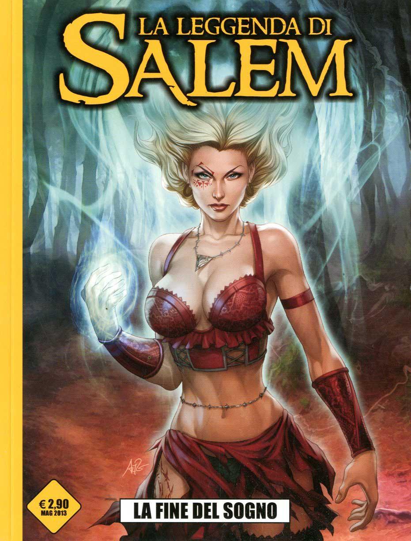 La leggenda di Salem...