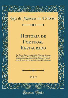 Historia de Portugal Restaurado, Vol. 2