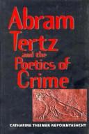 Abram Tertz and the Poetics of Crime