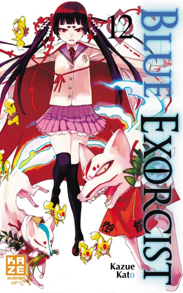 Blue Exorcist, Tome 12