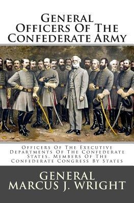 General Officers of the Confederate Army