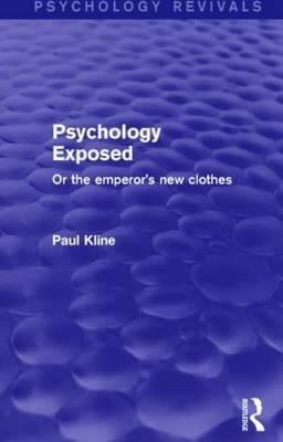 Psychology Exposed (Psychology Revivals)