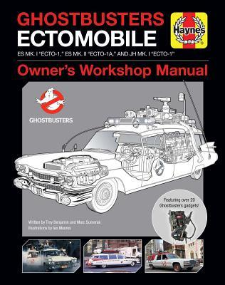 Haynes Ghostbusters Ectomobile